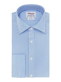 Gingham Check Prince of Wales Shirt