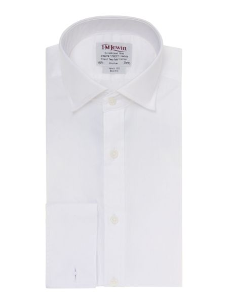 TM Lewin Pinpoint Oxford Slim Fit Shirt