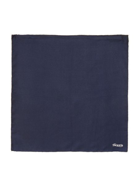TM Lewin Plain Handkerchief