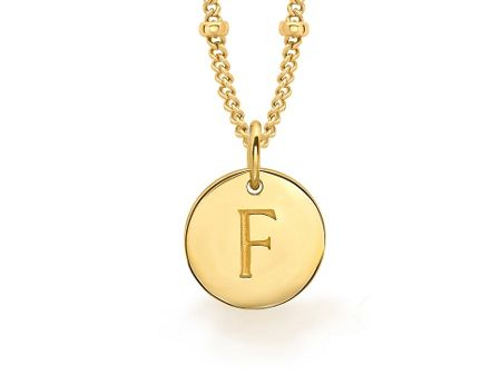 Missoma PS-G-N1-F ladies necklace