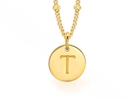 Missoma PS-G-N1-T ladies necklace