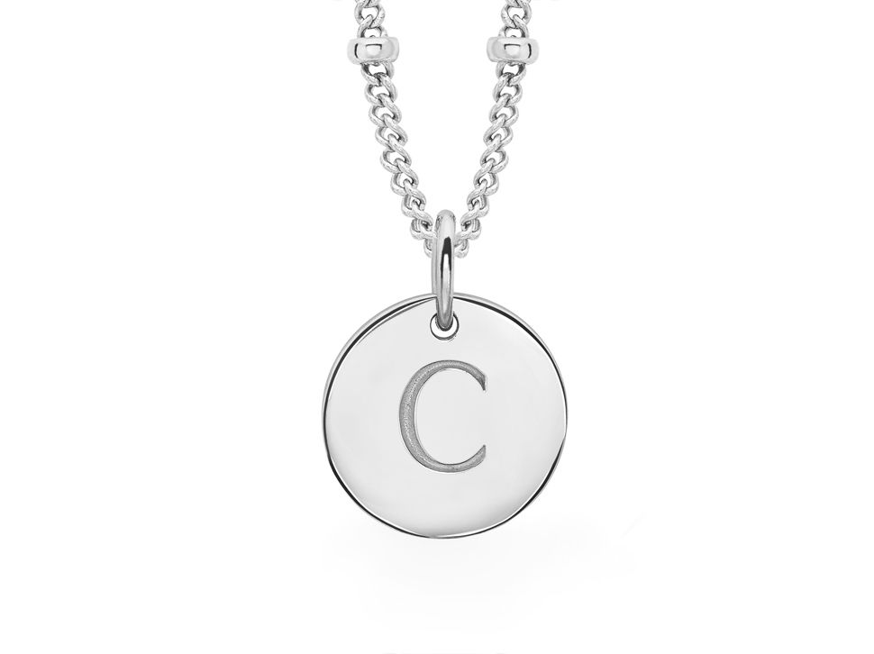 Missoma Missoma PS-S-N1-C ladies necklace, Silver