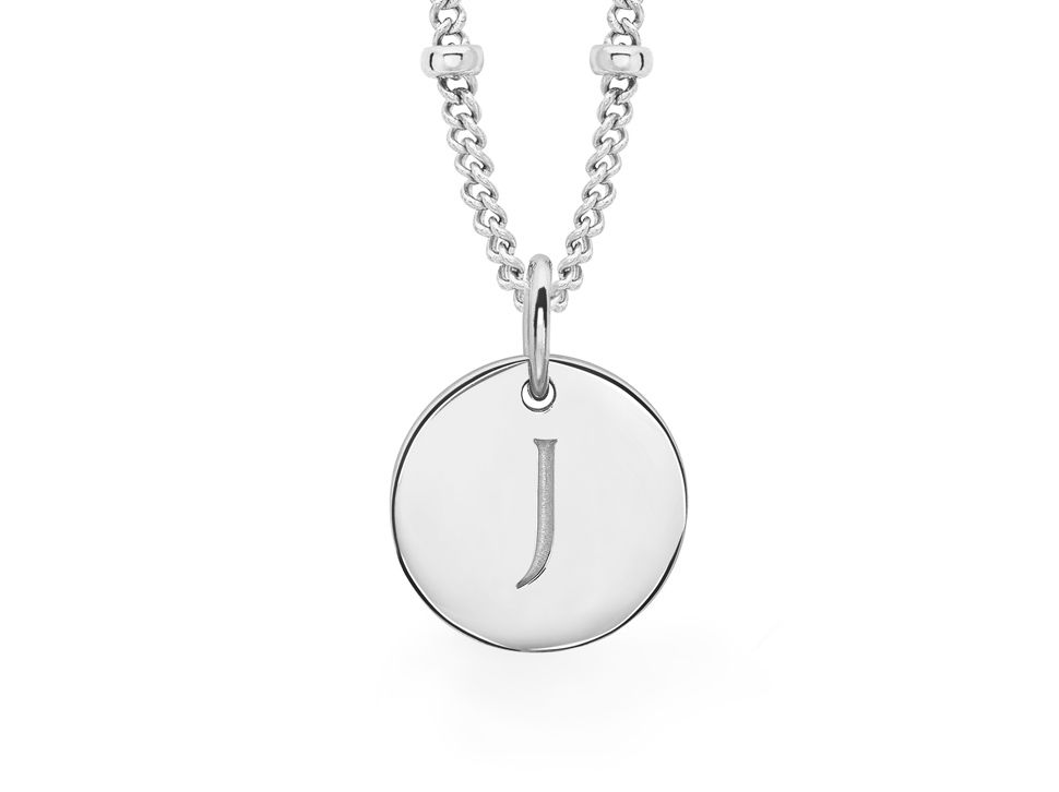 Missoma Missoma PS-S-N1-J ladies necklace, Silver