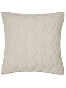 Designers Guild Aurelia pillow sham 65x65cm natural