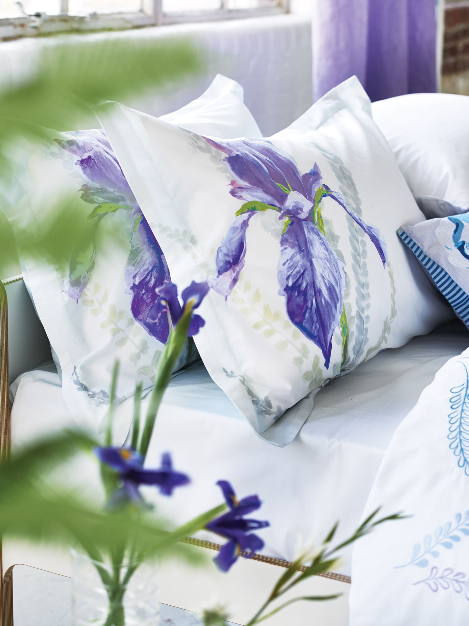 Image of Designers Guild Antoinette oxford pillowcase