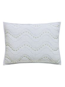 Designers Guild Aurelia cushion 30X40cm graphite