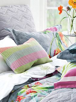 Tulipani oxford pillowcase