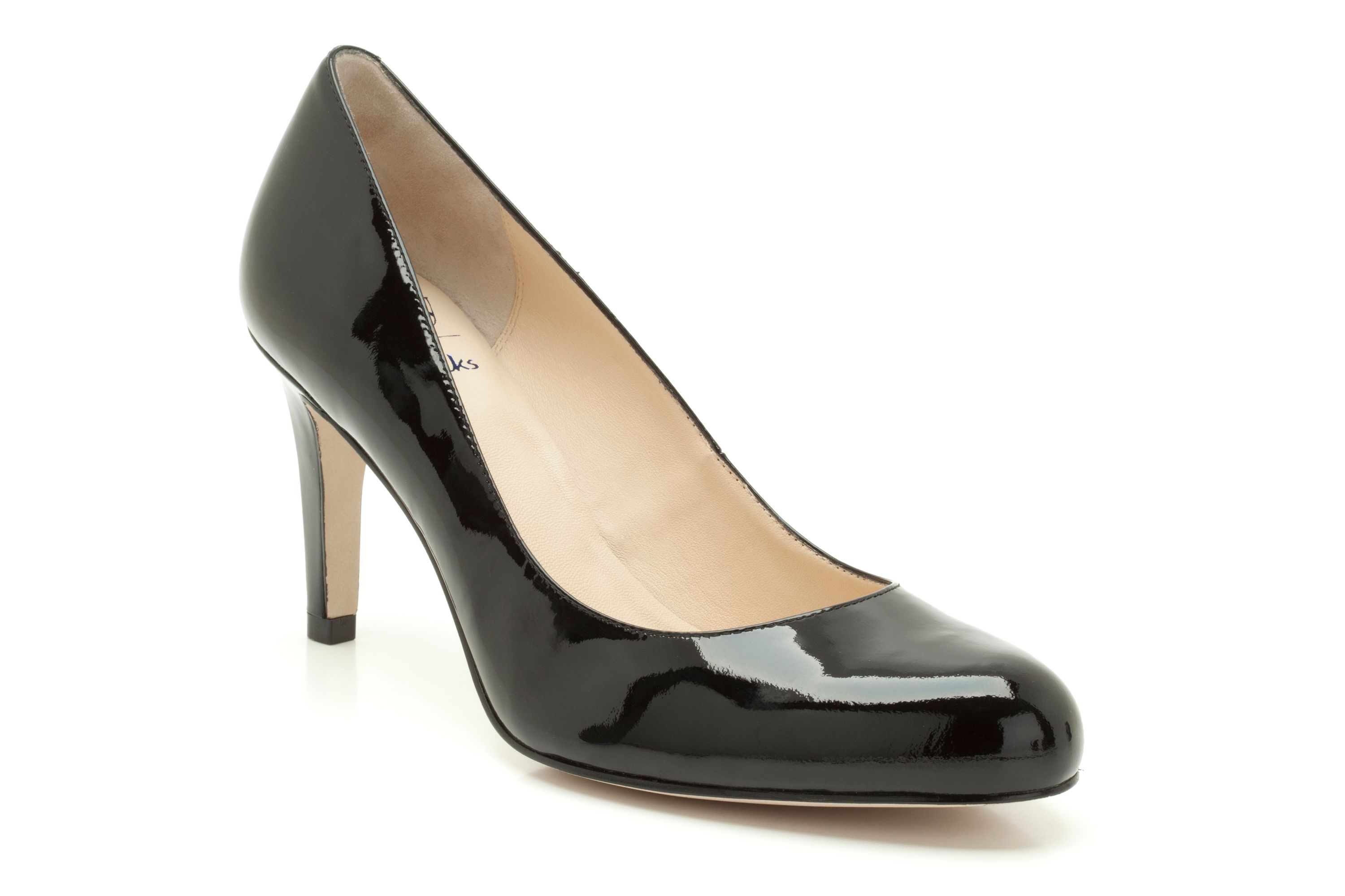 La chantilly court shoes