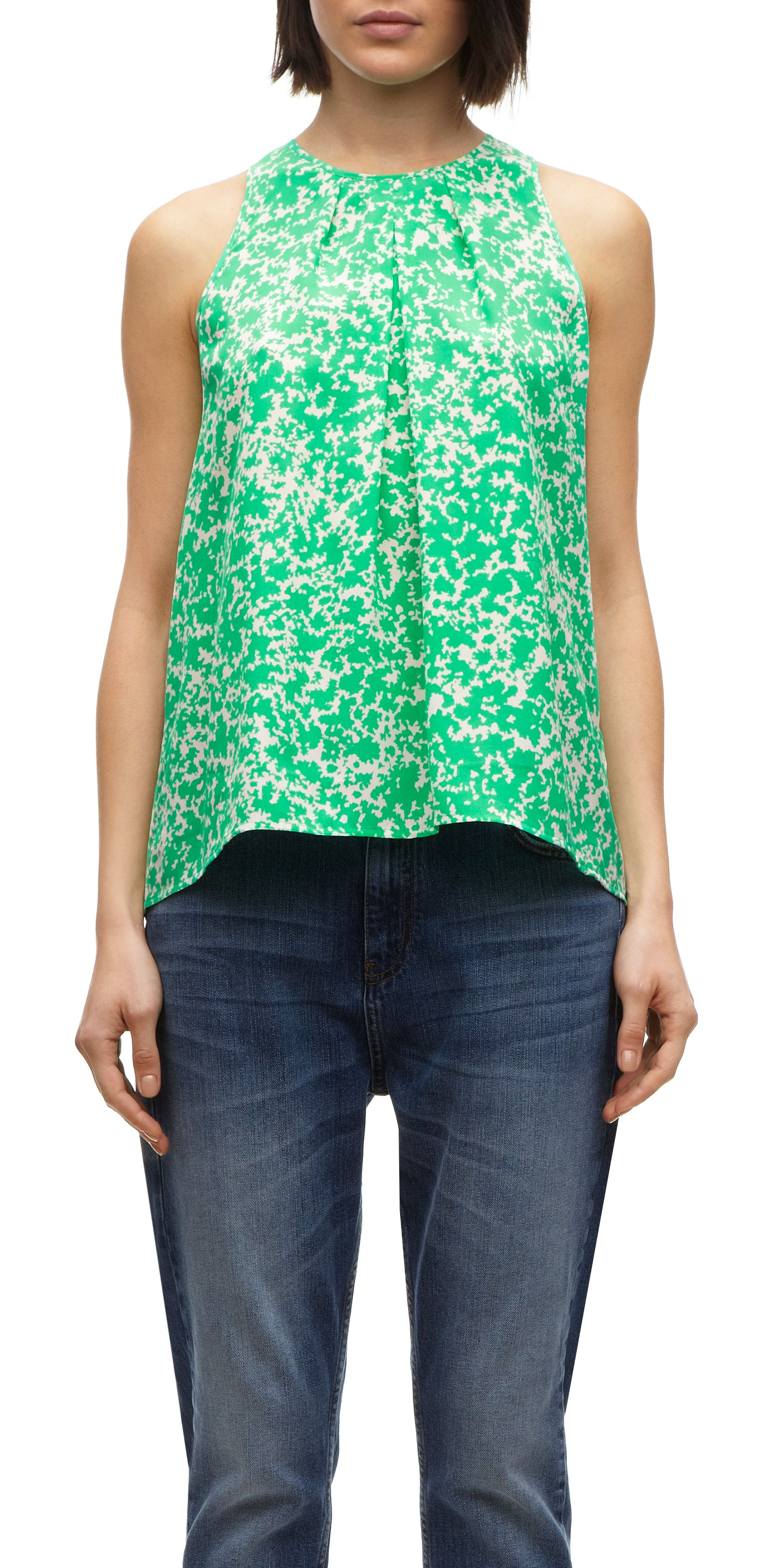 Crystalised Floral Swing Top