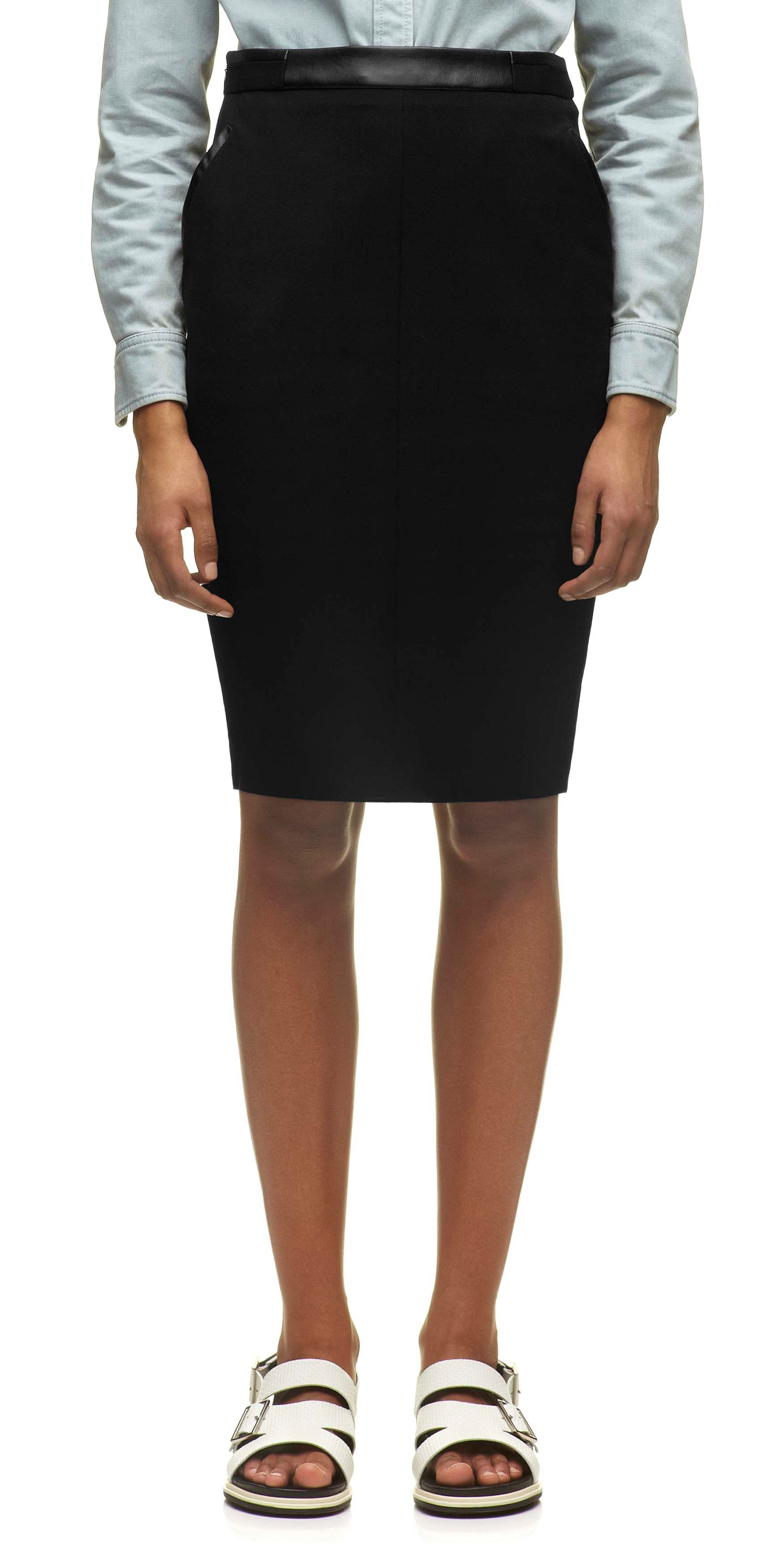 Nicolette pencil skirt