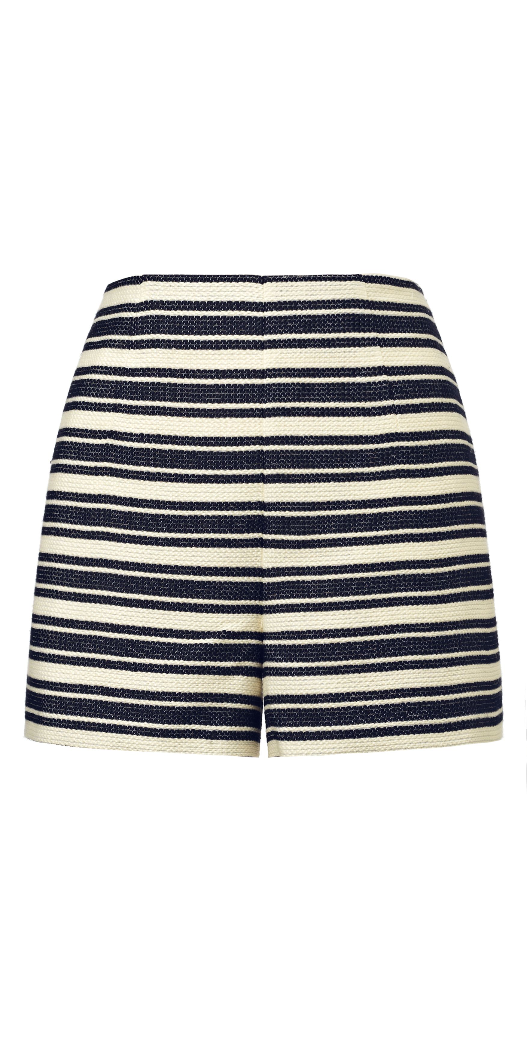 Audrey Stripe Short