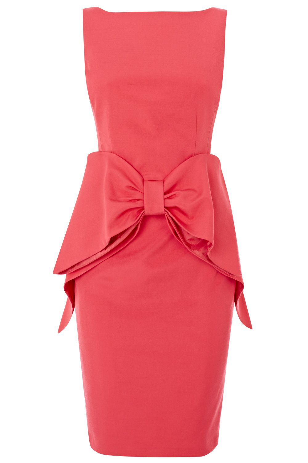 Glamour Bow Dress