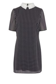 Coast Jaxson check shirt dress