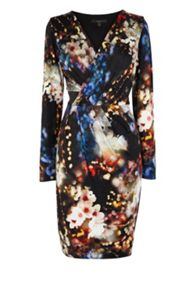 Estra print dress