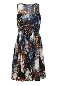 Atiya printed dress