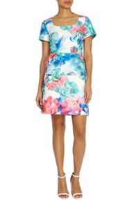 Lilianna Print Dress