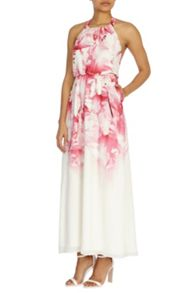Petite Courtney Floral Maxi Dress