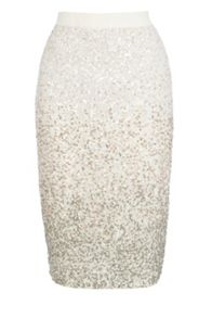 Anderson sequin pencil skirt