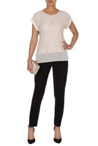 Ruvern lace top