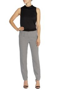 Coast Jervis jacqaurd trousers