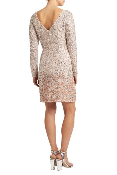 Coast Lydie all over sequin dress