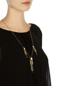 Coast Lettie longline necklace