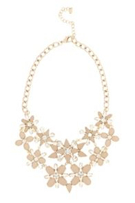 Eadie floral necklace