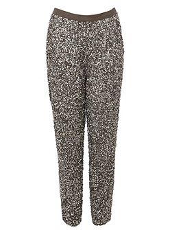 Alura beaded trousers