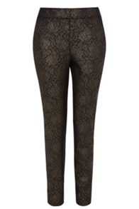 Quentin lace trousers
