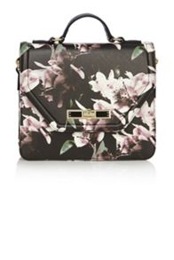 Winter lily floral bag