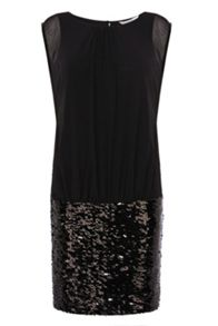 Margarite embellished dress