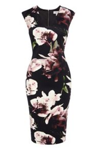 Coast Winter lily  jagger dress