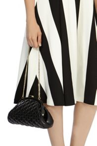 Coast Kate half moon clutch