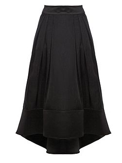 Rhian Organza Skirt Shorter Length
