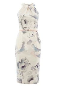 Coast Peony print loula dress