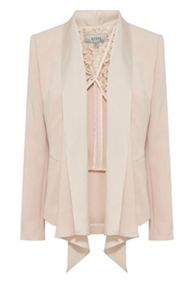 Myalee Draped Jacket