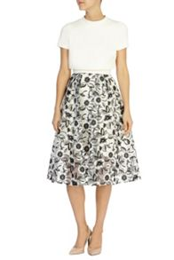 Coast Sharon floral skirt dress