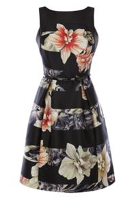 Coast Palma print desdemona dress