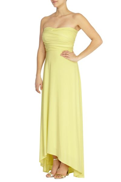 Coast Corwin Hi Low Maxi Dress