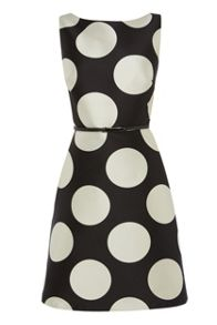 Coast Millana-may spot dress