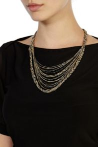 Coast Evie multichain necklace
