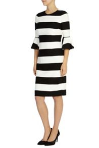 Coast Maralynn stripe dress