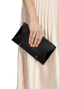 Coast Lily clutch bag