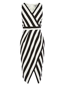 Coast Ishani Stripe Shift Dress