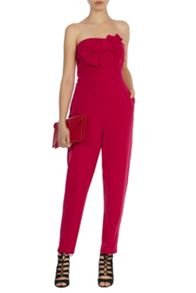 Coast Ariella bow jumpsuit