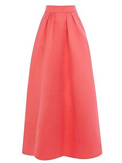 Meslita full maxi skirt