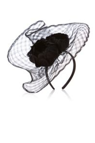 Coast Efa weave fascinator