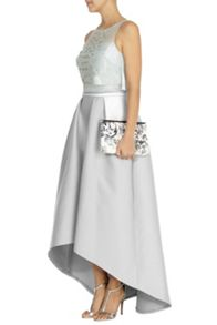 Coast Hi low meslita skirt