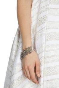 Coast Althea wide statement bracelet