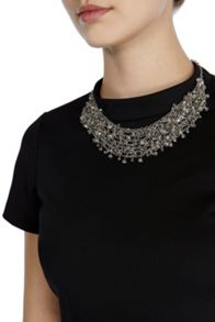 Coast Althea wide statement necklace